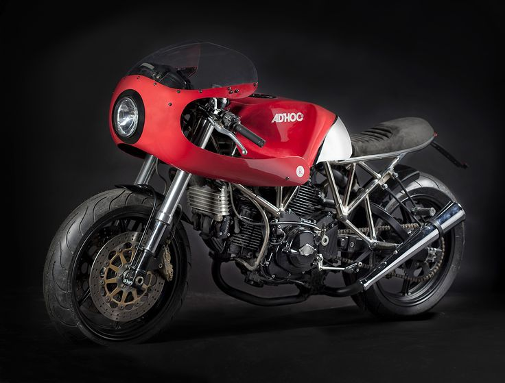 Ducati 750SS By Ad Hoc Cafe Racers