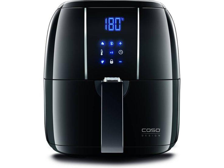 Compre a Fritadeira a Ar Multifunções CASO AF 200 com 2,5LITROS de capacidade, fritadeira Baixo teor de gordura com potência de Até 1500 W em Worten.pt