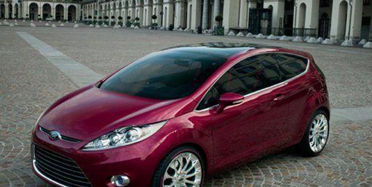 Yeni Ford Fiesta ( Dizel ) http://www.dejavurentacar.com/