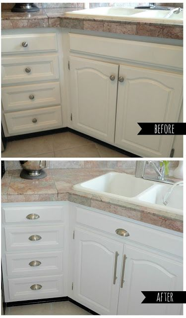 1000 images about rental on pinterest rental kitchen for Behr paint for kitchen cabinets