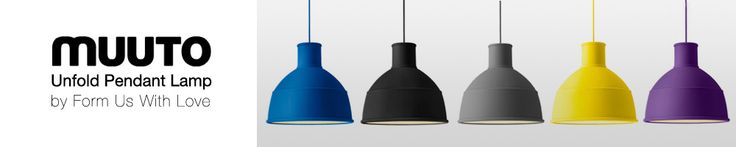 DomésticoShop - Lámpara Unfold Púrpura ER - Lámparas de suspensión - Lámparas