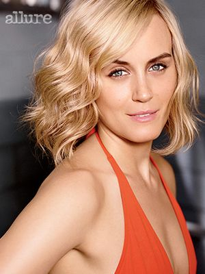 """Allure cover girl Taylor Schilling on the real beauty of """"Orange Is the New Black"""""""