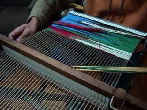 TEAR DE PENTE LIÇO - Parte 4 - Final - COM LU HERINGER - YouTube