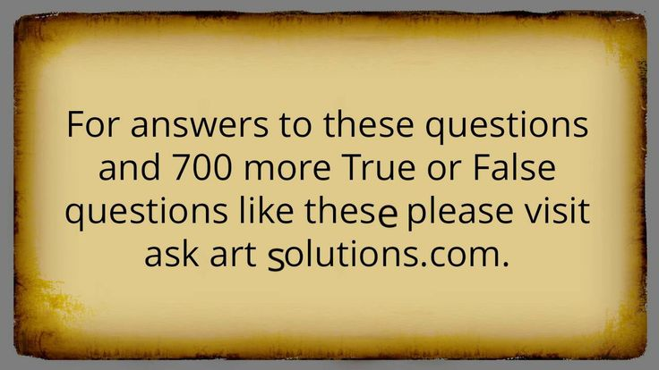 ISO 9001:2015 Consulting - True or False Questions Part 2