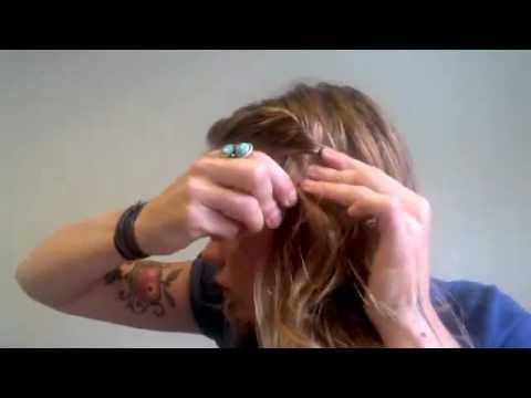 How-To Hair Girl | A closer look at twisting, rolling, and pinning for better updos