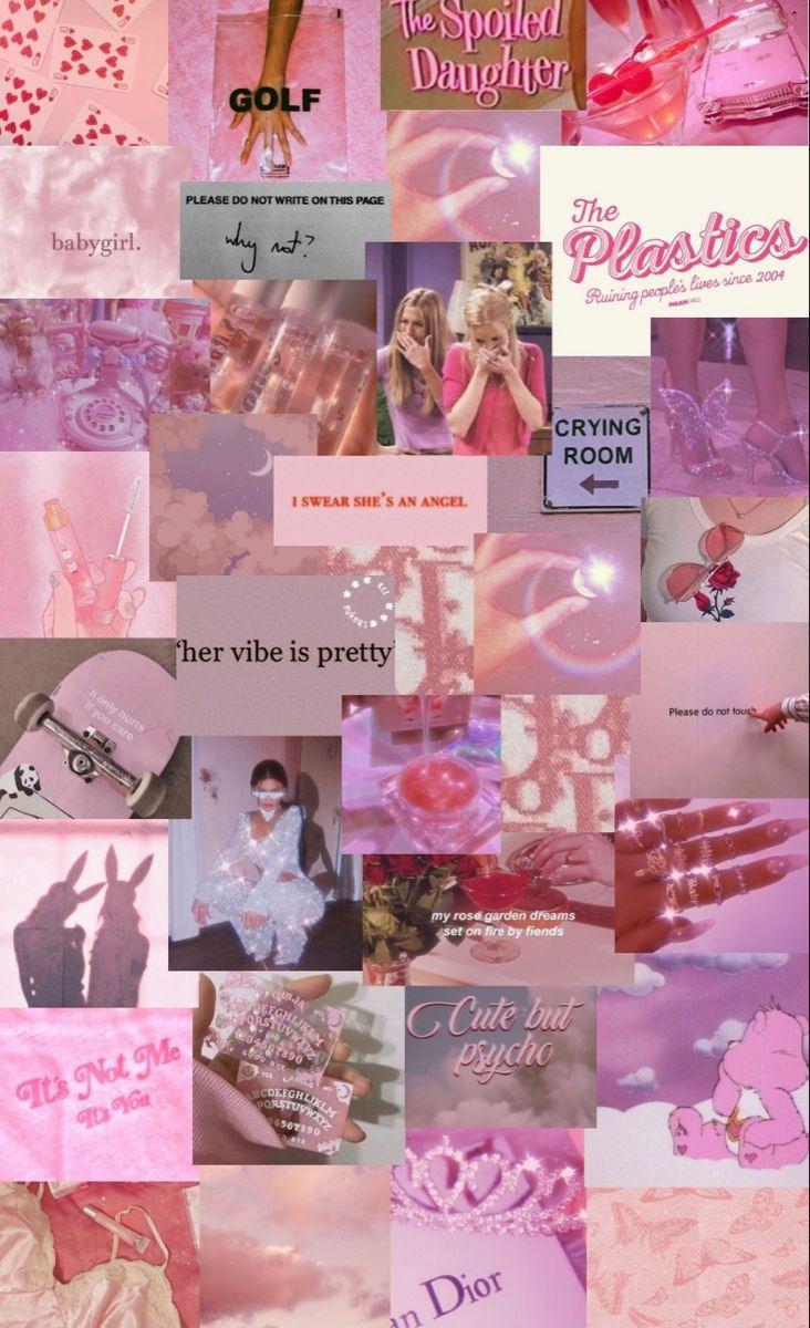 Aries Pastel Pink Baddie Aesthetic Iphone Wallpaper Iphone Wallpaper Tumblr Aesthetic Aries Wallpaper Aries Aesthetic