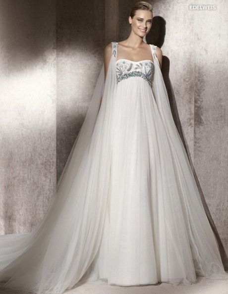 23 best vestidos de novia images on Pinterest | Wedding dressses ...