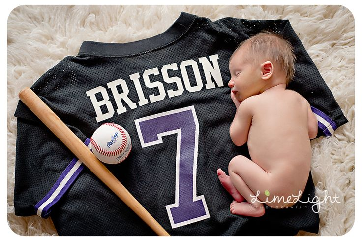 Aiden | Newborn | Baseball Newborn {Fresh.Unique.Captivating}  http://www.limelightphotoshop.com