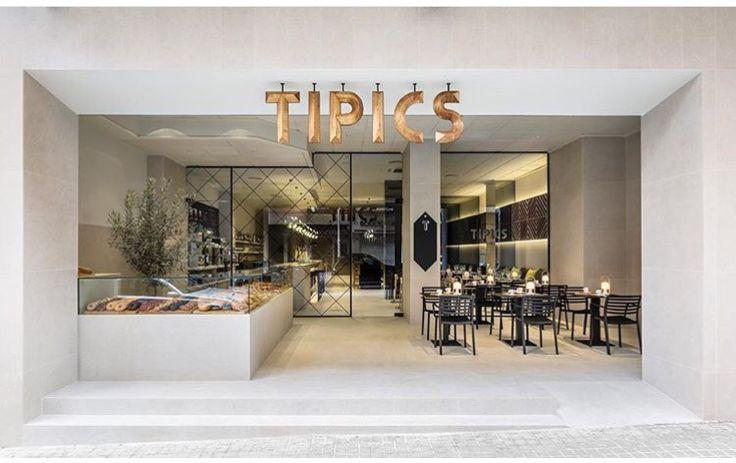 TIPICS Cafe, Spain