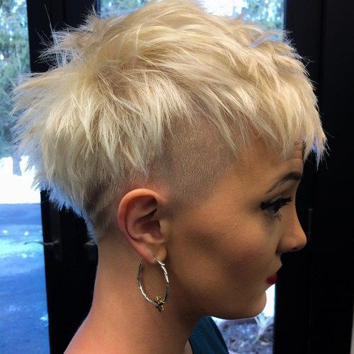 edgy haircuts the 25 best undercut hairstyles ideas on 4350