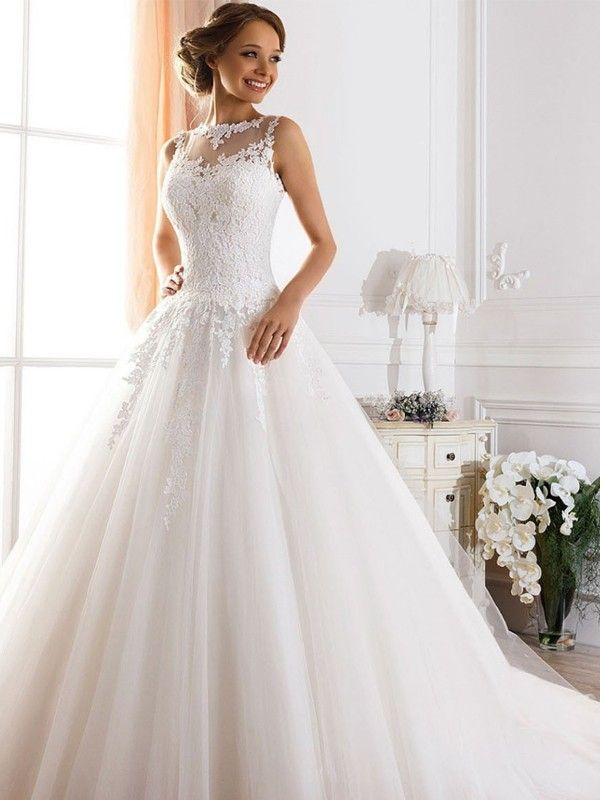 2015 Wedding Dress in Fairyin - LoveThisPic