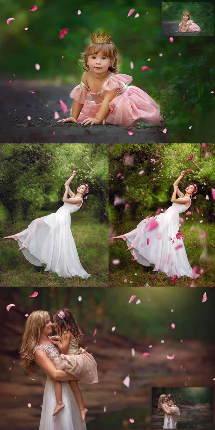 Fall in love with the Floating Petals (Cherry Blossom Edition) – Overlay and…