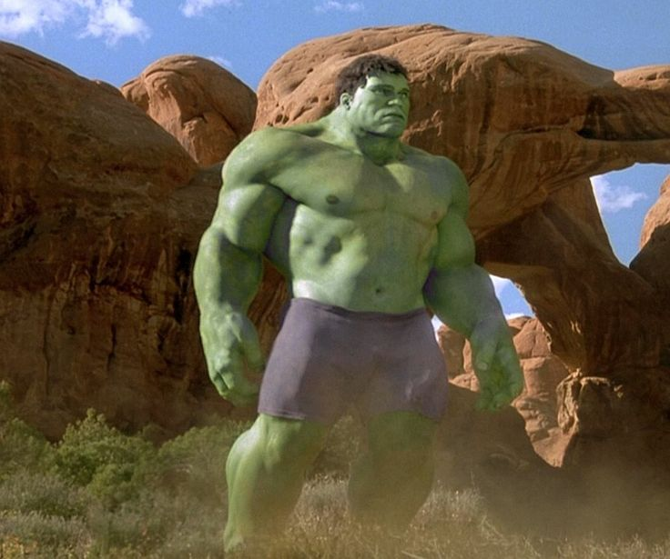 Wow...everyone prefers the 2003 Hulk movie to all the others? That's what the poll says. And polls don't lie right?