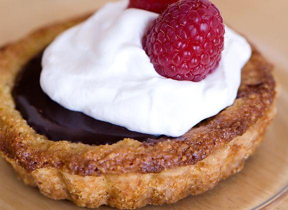 ... ~TARTS on Pinterest | Chocolate tarts, Jam tarts and Lemon tarts