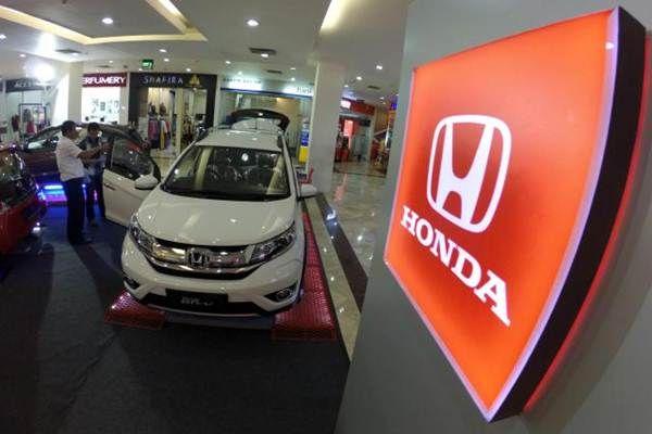 Honda recall lebih 190 ribu mobil di India