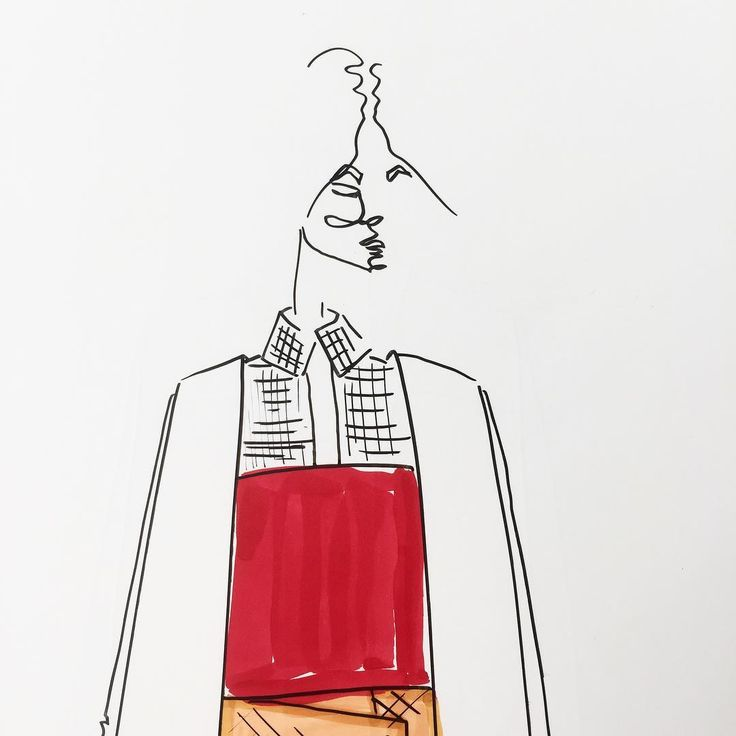 Fashion Illustration - ANHET
