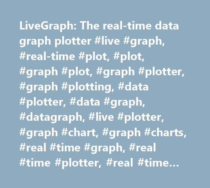 LiveGraph: The real-time data graph plotter #live #graph, #real-time #plot, #plot, #graph #plot, #graph #plotter, #graph #plotting, #data #plotter, #data #graph, #datagraph, #live #plotter, #graph #chart, #graph #charts, #real #time #graph, #real #time #plotter, #real #time #chart, #instant #graph, #instant #plotter, #instant #chart, #online #graph, #online #plotter, #online #chart, #graph #plotting #software, #plot #data, #plot #graph, #java, #csv #file, #csv #data, #creating #csv #files…