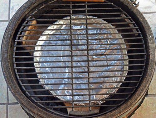 Nibble Me This: Taste of Atlanta - Big Green Egg Turkey Demo and Turkey Grilling Tips