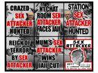 "Bernier/EliadesGallery | Gilbert & George |""Sex Attacker"",2011| 151 x 190 cm | Photo by Boris Kirpotin"