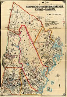 History of New Rochelle, New York - Wikipedia, the free encyclopedia