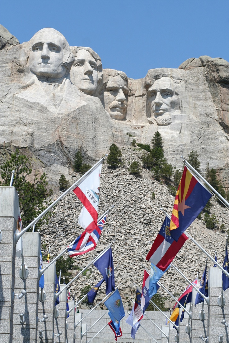 Mount Rushmore [uploaded by user]