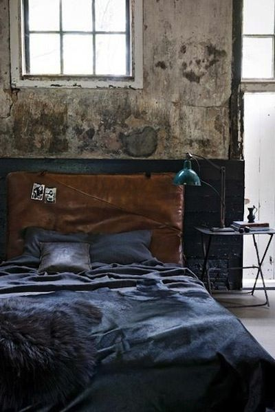 Rustic Industrial Bedroom: 17 Best Ideas About Rustic Industrial Bedroom On Pinterest