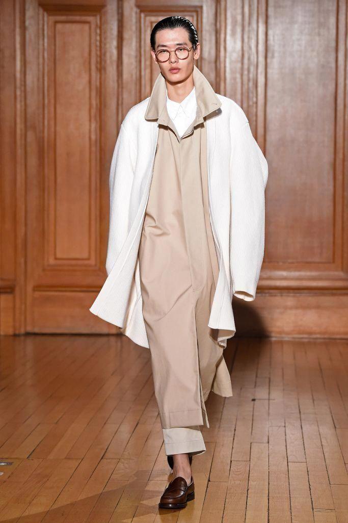 Hed Mayner Men's Fall 2018  Men's Fashion   #MichaelLouis - www.MichaelLouis... -  - #Genel #MensFashionEdgy