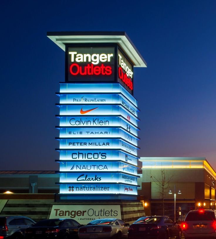 National Harbor MD: Tanger Outlets - Retail Space For Lease - The ...