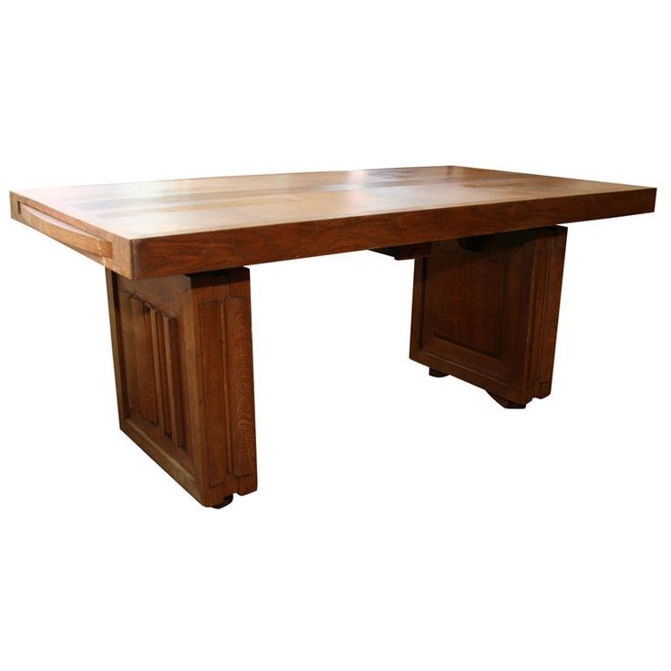 Charles Dudouyt Dining Table Modern TableSideboardDining ChairsBuffetsArt DecoDesk