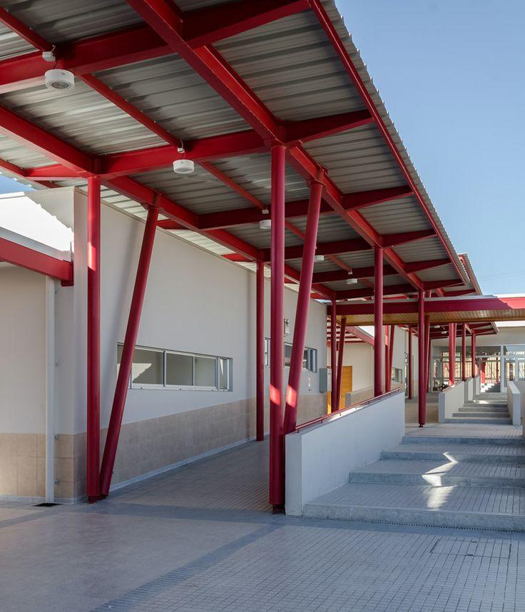 Escuela Pencahue / Maule CHILE / PLAN Arquitectos / www.planarquitectos.cl