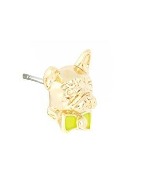 Enlarge Ted Baker French Bulldog Earrings