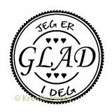 jeg er glad i deg  - We say Jeg er glad i deg to close friends and family. This sentence means more to me than the English I love you normally does, but it's still not that one specific you're-the-one kind of I love you that people make a big deal about saying or not saying.