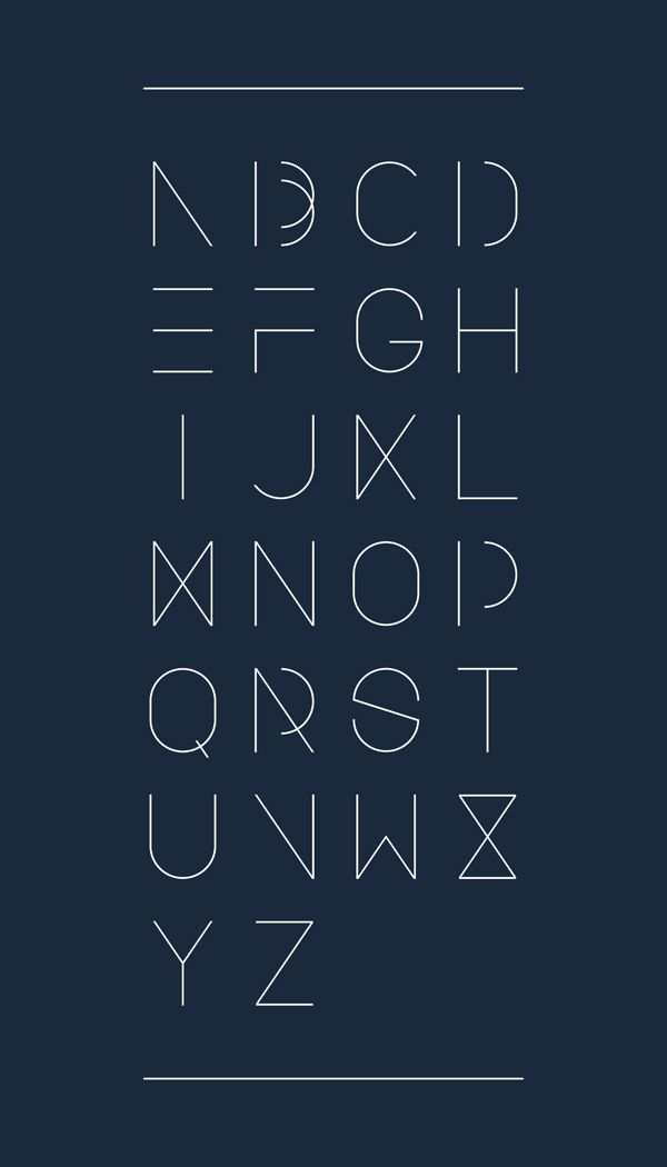 """Urban Font"" #02 __ Design: Design Devision __ #inspiration #creativity #concept #art #art_direction #grid #layout #graphic #design #graphic_design #font #font_design #font_family #type #type_design #typeface #typeface_design #typography #typography_design #design_devision #urban #urban_font #behance"