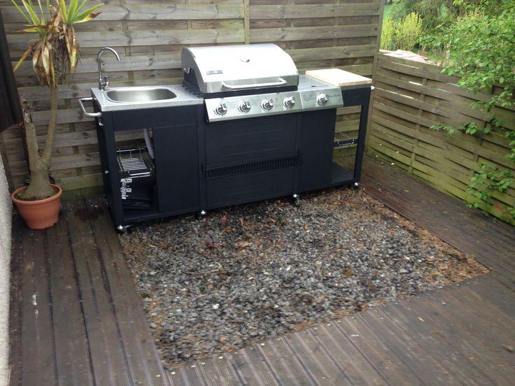 Best 25 barbecue au gaz ideas on pinterest barbecue - Cuisine barbecue gaz ...