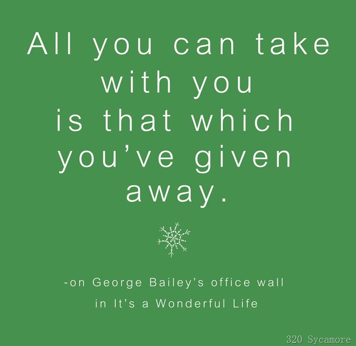 Life Wonderful Quotes: Its A Wonderful Life Clarence Quotes. QuotesGram