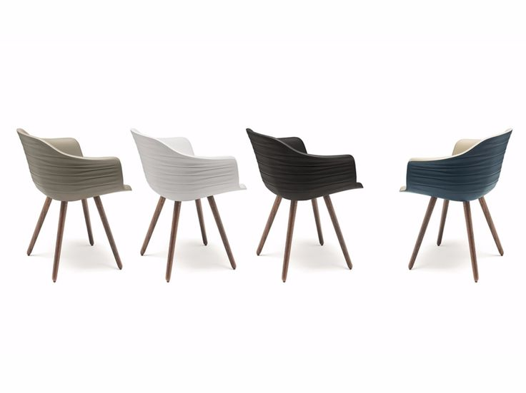 Download the catalogue and request prices of Indy by Cattelan Italia, upholstered fabric chair with armrests design Archirivolto