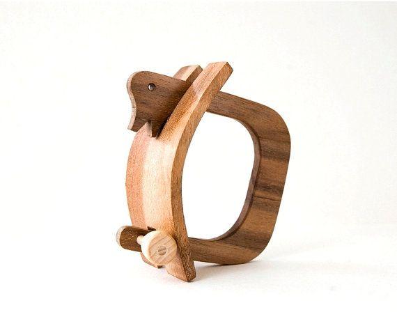Wood Bangle Women Wood Bracelet Natural Bracelet Wooden