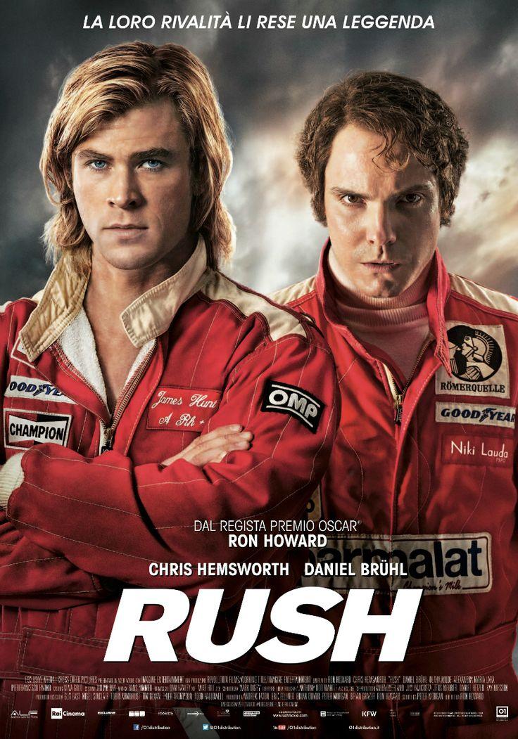 Rush, dal 19 settembre al cinema.