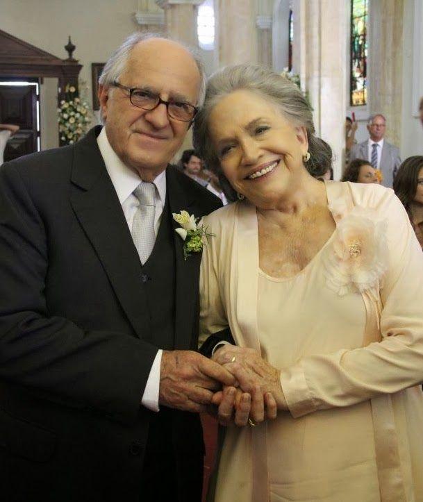 O casamento da Gina, de Amor à Vida