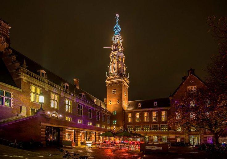 Stadhuis Leiden 2016