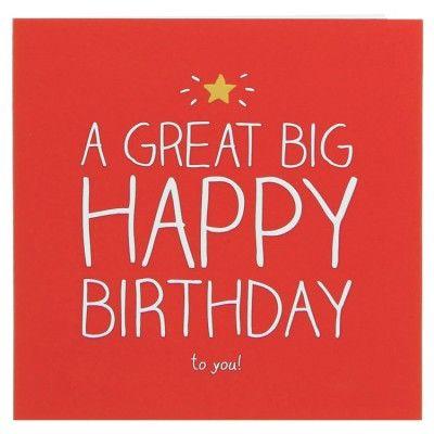 1960 best happy birthday images on pinterest happy birthday big happy birthday card bookmarktalkfo Images