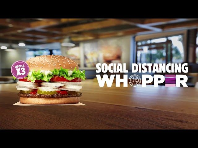 In Italy The Time Of Total Confinement Has Ended And We Are Now Entering Phase 2 Where We Are Finally Free To Go Around In 2020 Burger Unique Burgers Burger King