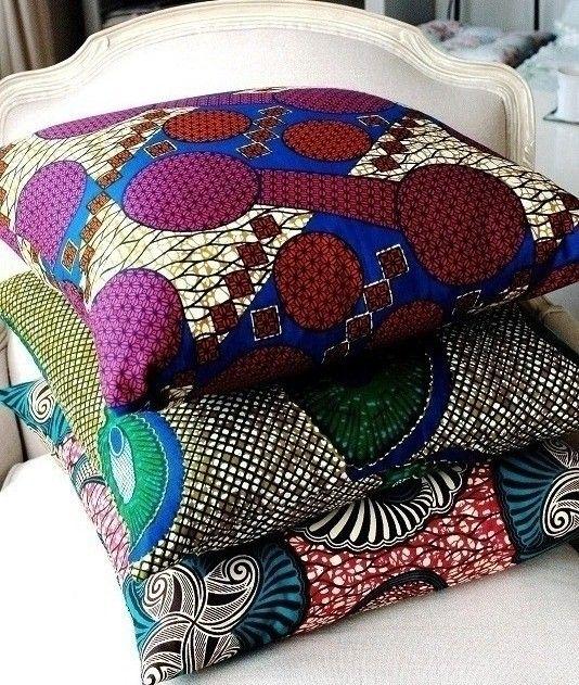 african wax pillows