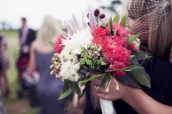 Native Australian bouquet by Wunderplant
