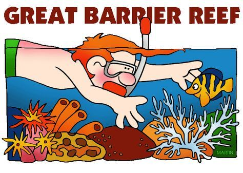 The Great Barrier Reef of Australia - Free Lesson Plans, Games, Powerpoints