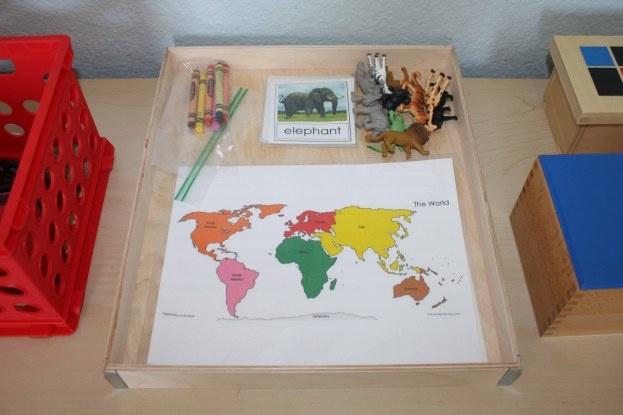 Montessori Zoo Animals - Free Printable + Economical Supplemental Materials