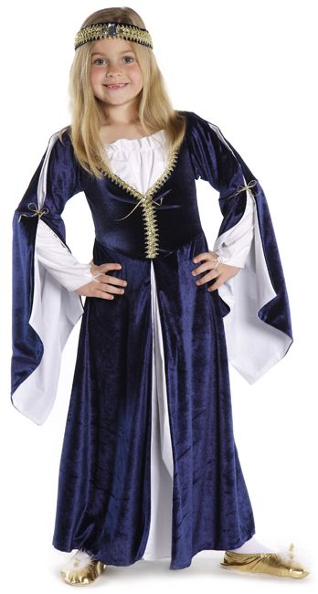 Your little Lady Kate will look positively charming in this velvety velour medieval dress for girls  sc 1 st  Pinterest & The 51 best Childrenu0027s Renaissance Costumes images on Pinterest ...