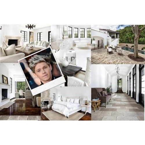 Home with Niall - Polyvore