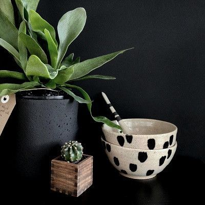 Antler and Moss - Spotted Animal Bowl