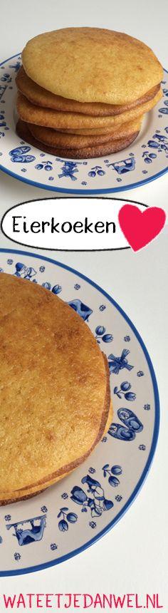 Eierkoeken http://wateetjedanwel.nl/eierkoeken/